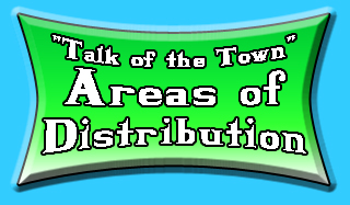 Talk of the Town Distribution Areas