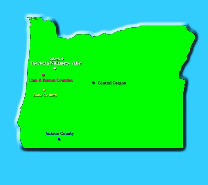 county map with Oregon on Livestock Entry Form furthermore 32943513 moreover Oregon furthermore Site Map further List of state leaders in 1567.